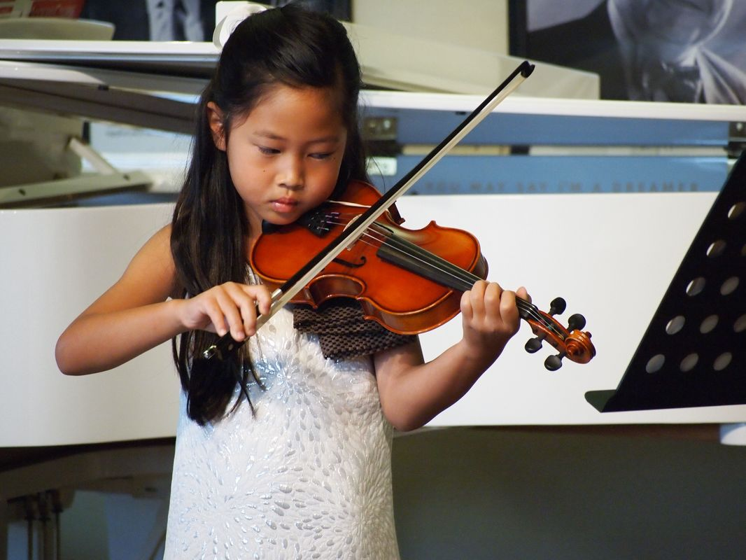 Private violin lesson