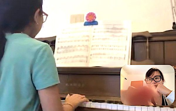 Online Piano Lesson | Certified Suzuki Method Teacher